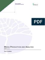 media production and analysis y11 syllabus atar