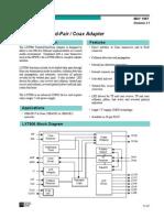 lxt906 datasheet