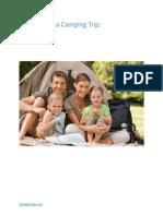 camping instruction manual