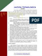 Especificaciones Tecnicas Generales de Lockers Metalicos