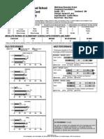 mellichamp report card 2