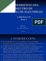 CAP-VII, Part 1 -Aterramiento Del Neutro de Sistemas Eléc (1)