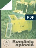 Romania Apicola 1991 Nr.6 Iunie