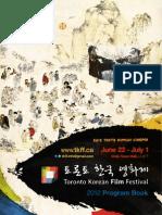 TKFF 2012 Program Book