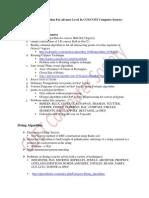 ACM - ICPC advanced complete syllabus