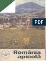 Romania Apicola 1991 Nr.9 Septembrie