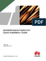 Huawei BSC QuickInstall For GU.pdf