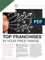 Top Franchises Australia in Your Price Range