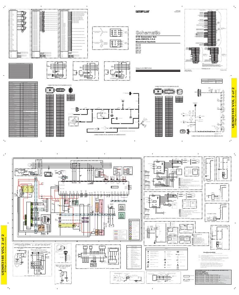 caterpillar wiring diagram pdf c18 - emcp4.2 wiring 2002 f150 wiring diagram pdf #11