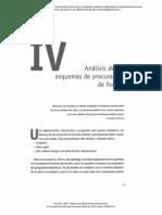 Analisis de Los Esquemas de Procuracion de Fondos
