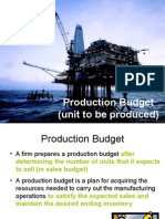 Hamsta Production Budget