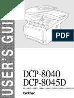 En US Printers Consumer UsersManual UM DCP 8040 8045D en 7