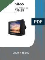 Manual Tecnico Philco Tv Ph291 TDA 11145PS N3 3