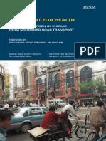 Transport for Health