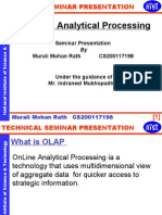 Cs Online Analytical Procc