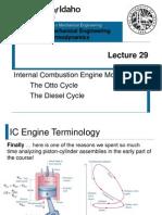 L29 - Internal Combustion Engine Models (1)