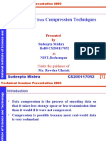 Data Compression Tech-cs