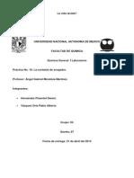 Universidad Nacional Autonoma de Mexico Practica 10