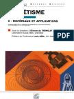 Tremolet Magnetisme Tome 2 Materiaux-et-Applications