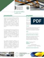JORNADA TÉCNICA Y PREMIO NACIONAL ASFALEYA organizado por la Asociación Profesional de Técnicos de Seguridad Laboral de Castilla y León 30 de abril UNIVERSIDAD PONTIFICIA DE SALAMANCA