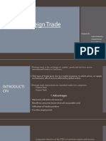 India's Foreign Trade Final PPT 2009-14