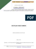 Digitalna Video Kamera RI 2010