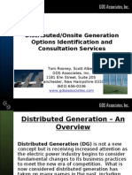 Distributed Generation PPT
