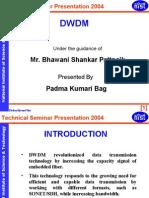 Technical Seminar Presentation 2004