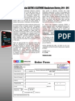 Exclusive Indonesian ELECTRIC & ELECTRONIC Manufacturers Directory, 2014 - 2015