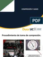 Compresión y Gases