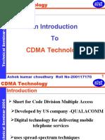 CDMA Technology