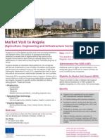 Market Visit to Angola 2014