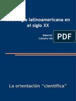 La sociología de Gino Germani