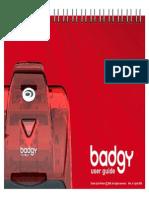 Badgy User s Guide RevA En