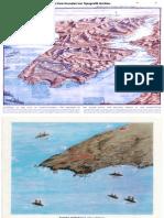 Çanakkale Savaşları Haritaları