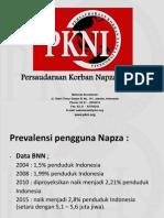 PKNI - Presentasi ToT Pemberdayaan Penasun