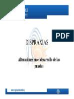 Praxias y Dispraxias(1)