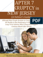 Chapter 7 Bankruptcy in New Jersey