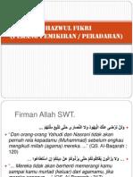 Ghazwul Fikri_Perang Peradaban