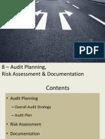 8 Audit Planning, RA Doc