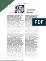 Debate Vargas Llosa_Benedetti