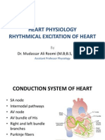 Physiology of Excitation and Conduction System of Heart by Dr. Mudassar Ali Roomi