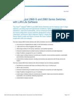 Cisco Catalyst Datasheet