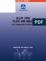 Alloy 7050 Tech Sheet Rev