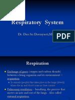 Respiratory System FISIOLOGI