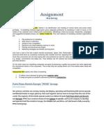 Marketing Assignment Final copy