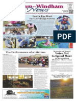 Pelham~Windham News 4-25-2014