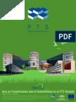 Guía de Procedimientos de Sostenibilidad en el PTS (2014)