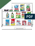 Planograma detergenti