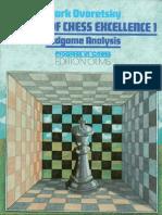 School of Chess Excellence 1- Dvoretsky